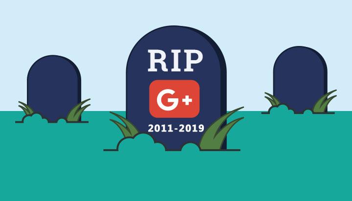 Végleg bezárt a Google+